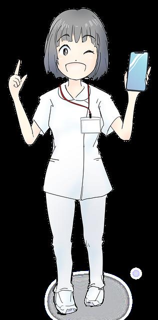 Приложение для медицинских сотрудников