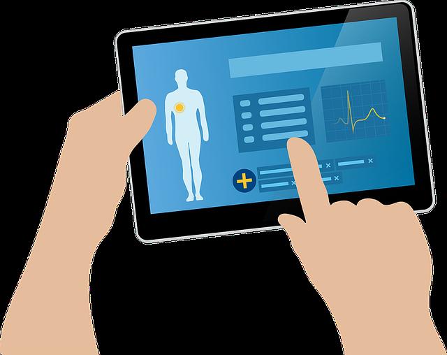 Мобильные приложения в медицине