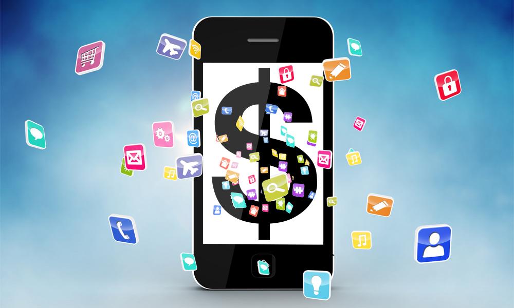 Стоимость разработки мобильного приложения