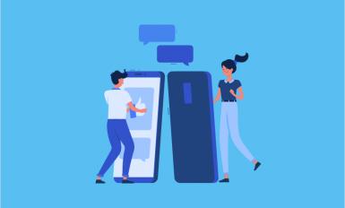 преимущества онлай чата в мобильном приложении