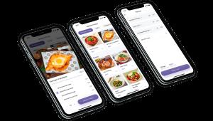 Готовое мобильное приложение для ресторана